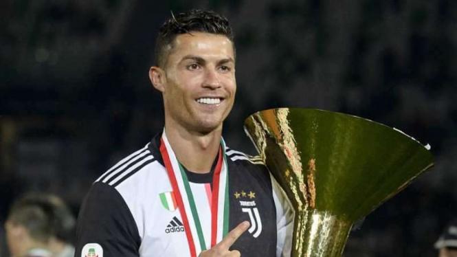 Megabintang Juventus, Cristiano Ronaldo