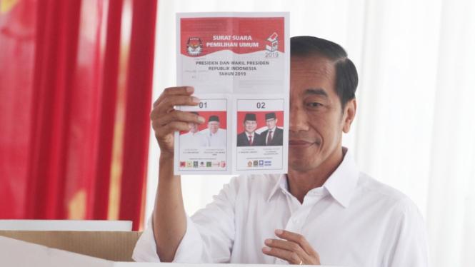 Relawan Dukung Jokowi Akomodir Parpol Oposisi