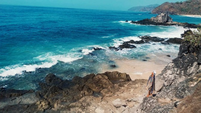 Pantai Kalepe di BIma