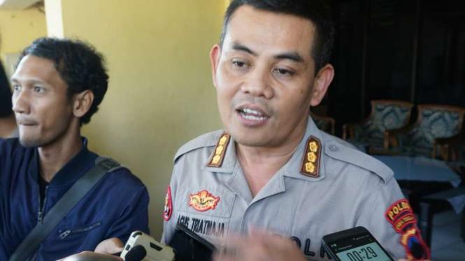 Kabid Humas Polda Jawa Tengah, Kombes Pol Agus Triatmaja
