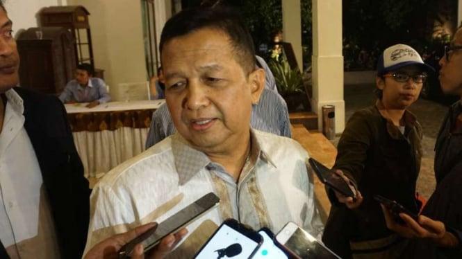 Mantan Ketua Umum PAN Soetrisno Bachir.