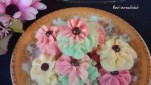 Kue semprit rainbow