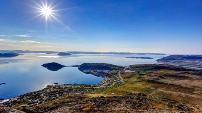 Hammerfest, Norwegia