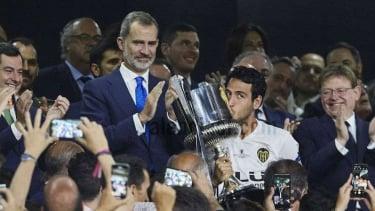 Valencia juara Copa del Rey 2018/19.