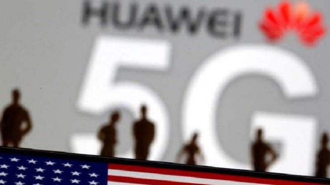 Amerika Serikat takut akan teknologi 5G Huawei.