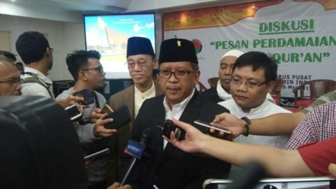 Sekertaris Jenderal PDI Perjuangan Hasto Kristiyanto.