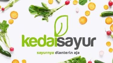 Aplikasi Kedai Sayur.