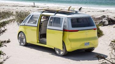 Volkswagen Kombi versi konsep