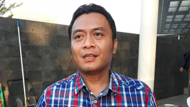 Head of Operation Alfatrex, Arief Permana di Alfa Tower, Tangerang.