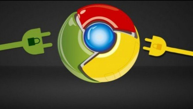 Ilustrasi Google Chrome.