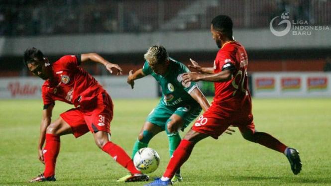 Laga Liga 1 2019, PSS Sleman vs Semen Padang