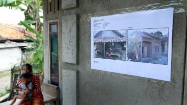 Kementerian PUPR bedah rumah warga terdampak tsunami di Lampung