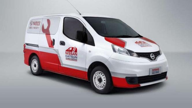 Nissan Datsun Mobile Service