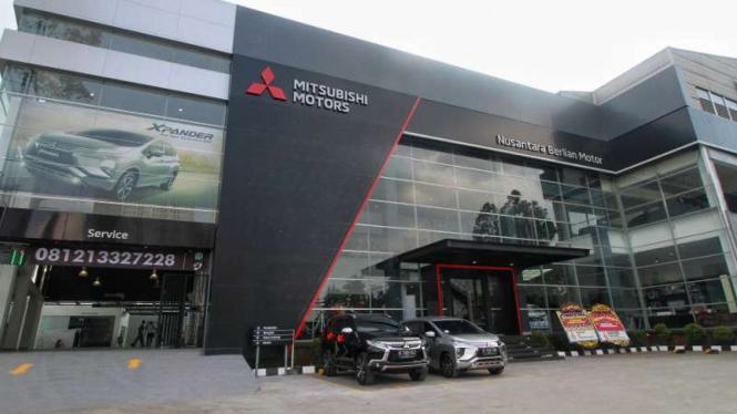 Diler baru Mitsubishi di Tangerang