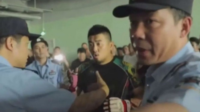 Petarung MMA Permalukan Ahli Kung Fu China, Dihukum Jadi