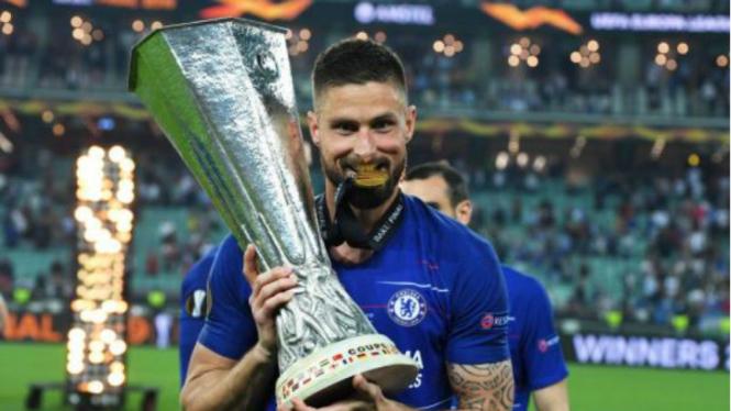 Striker Chelsea, Olivier Giroud