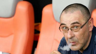 Eks manajer Chelsea, Maurizio Sarri.
