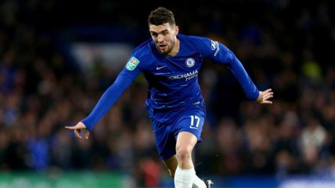 Gelandang Chelsea, Mateo Kovacic