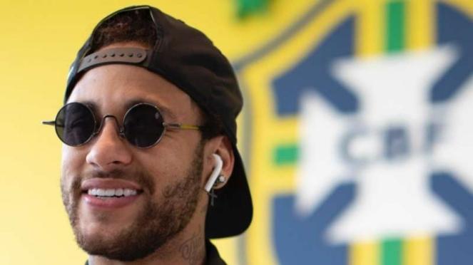 Penyerang Timnas Brasil, Neymar