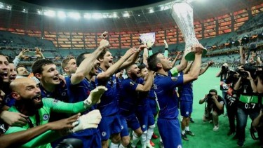 Chelsea juara Liga Europa 2018/2019