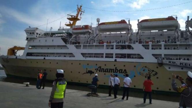 Tiket Pesawat Mahal Masyarakat Beralih Ke Kapal Laut Viva