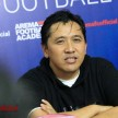 media officer Arema FC, Sudarmaji. (foto: Doc. TIMES Indonesia)