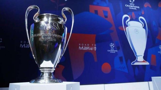 Trofi Liga Champions