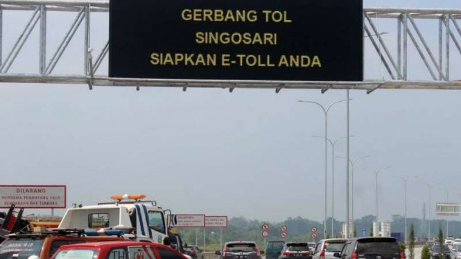 Tol Pandaan-Malang.