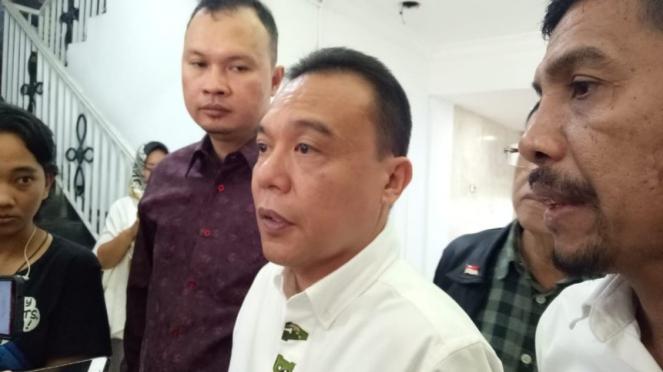 Wakil Ketua Umum Gerindra, Sufmi Dasco Ahmad