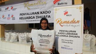 Ramadan untuk Negeri dari Bakrie Amanah.