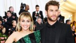 Miley Cyrus dan Liam Hemsworth