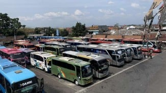 Terminal Bus Cicaheum Bandung