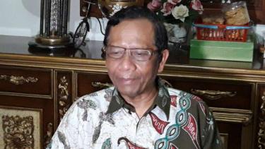 Mantan Ketua Mahkamah Konstitusi, Mahfud MD.