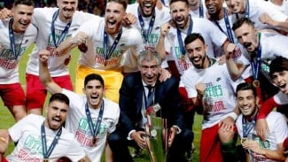 Timnas Portugal juara UEFA Nations League 2018/2019