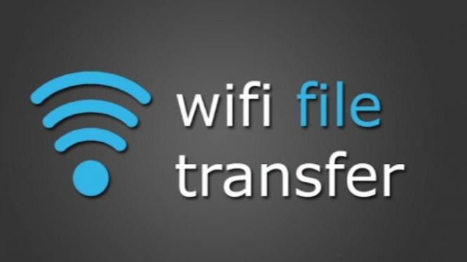 SHAREit menjadi aplikasi transfer file lewat Wi-Fi terbaik.
