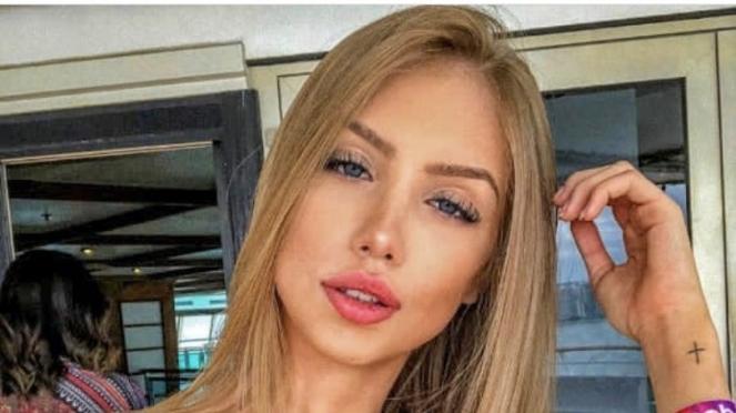 Model asal Brasil, Najila Trindade