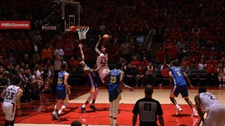 Pertandingan Toronto Raptors vs Golden State Warriors