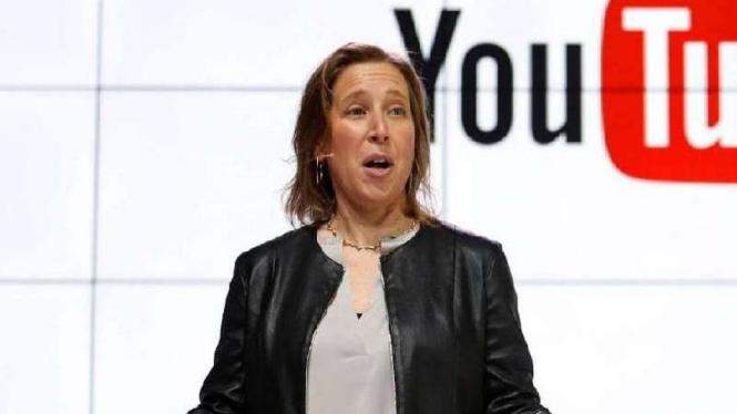 Chief Executive Officer YouTube, Susan Wojcicki.