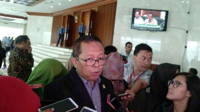 Wakil Ketua Tim Kampanye Nasional (TKN) Jokowi-Ma'ruf, Arsul Sani