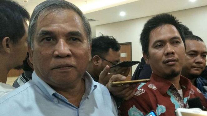 Pengacara mantan pimpinan Tim Mawar, Mayjen TNI (Purn) Chairawan, Hendriansyah