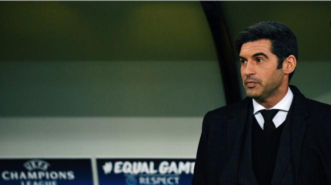 Pelatih baru AS Roma, Paulo Fonseca.