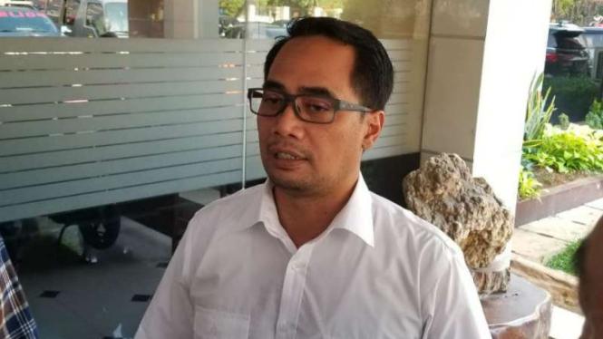 Kasat Reskrim Polres Metro Tangerang Kota, AKBP Dicky Ario Yustisianto