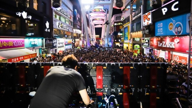 Festival EDM Daejeon