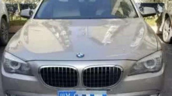 Mobil mewah milik tersangka maling ayam