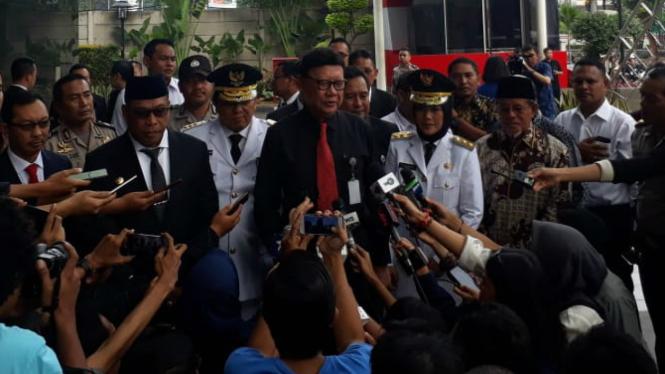 Baru Dilantik, Gubernur Lampung, Maluku, dan Malut Dibawa ke KPK