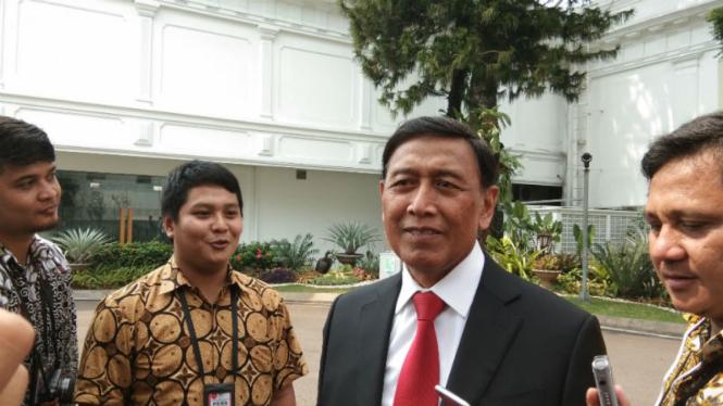 Wiranto: Pengakuan Calon Pembunuh 4 Tokoh Bukan Karangan Pemerintah