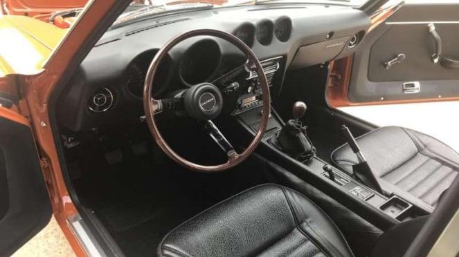 Interior Datsun 240Z