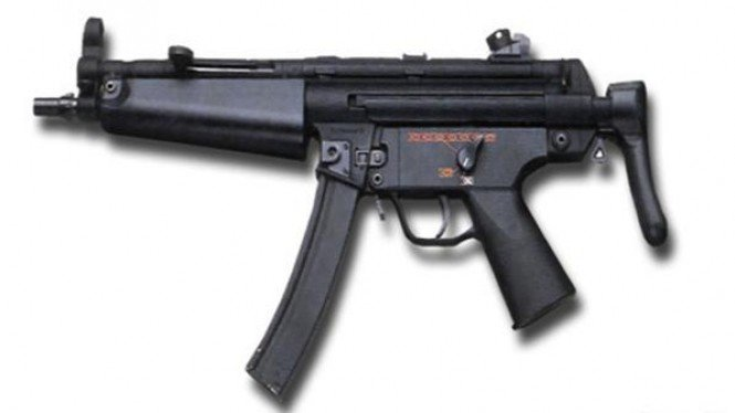Heckler and Koch MP5 (Jerman)