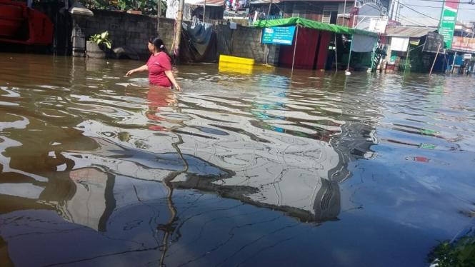 Banjir di Samarinda