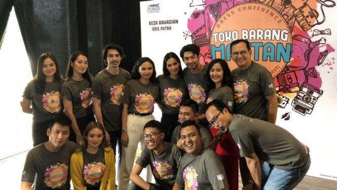 Pemain film Toko Barang Mantan